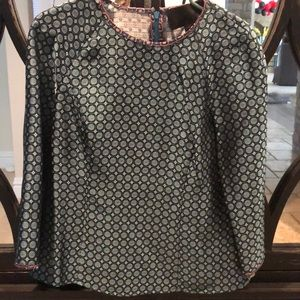 J crew collection top